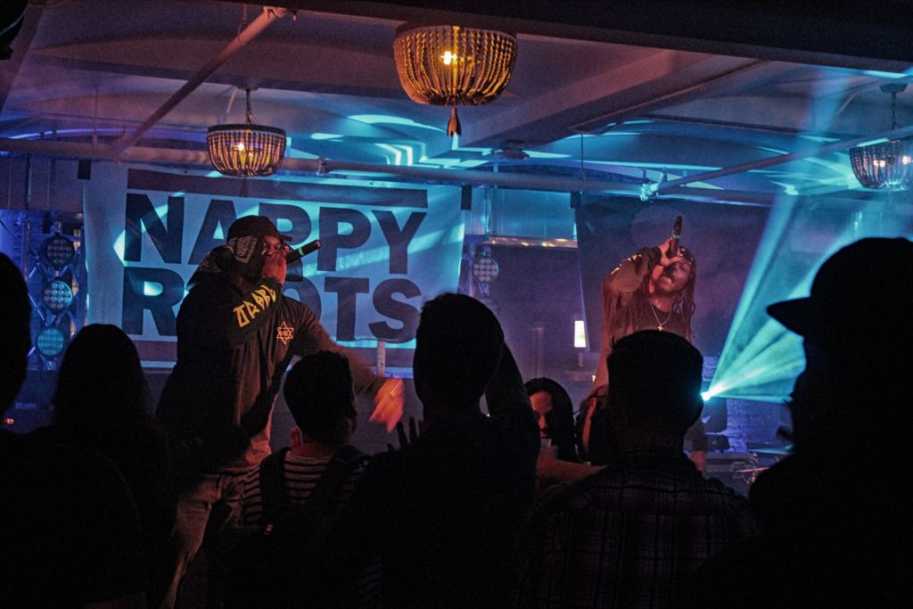 [Photos From Last Night] From Deeply to Nappy: A Night of Roots