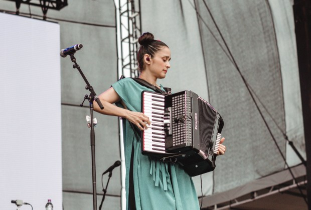 [Interview] Julieta Venegas: What's So Hip Hop About Folk Music?
