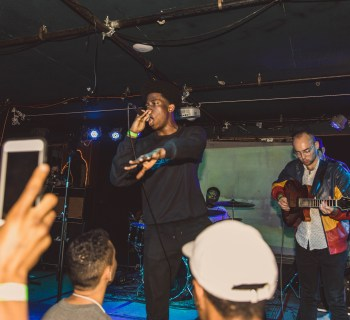 Photos From Last Night: Akinyemi 'summers' EP Release Show