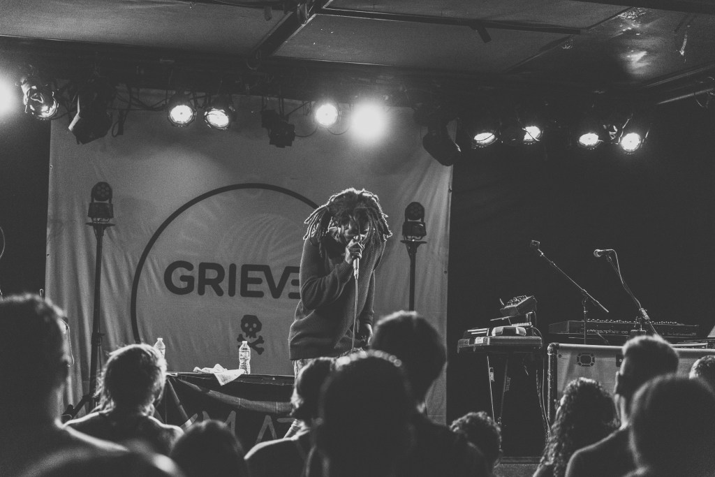 [Photos From last Night] Grieves and deM atlaS at Knitting Factory Brooklyn