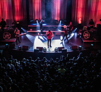 [Photos From Last Night]: Doomtree Reunites At The Palace Theatre Alongside A Cast of Local Heavyweights