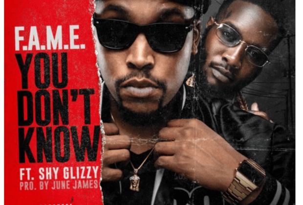 "F.A.M.E. Ft. Shy Glizzy - ""You Don't Know"""