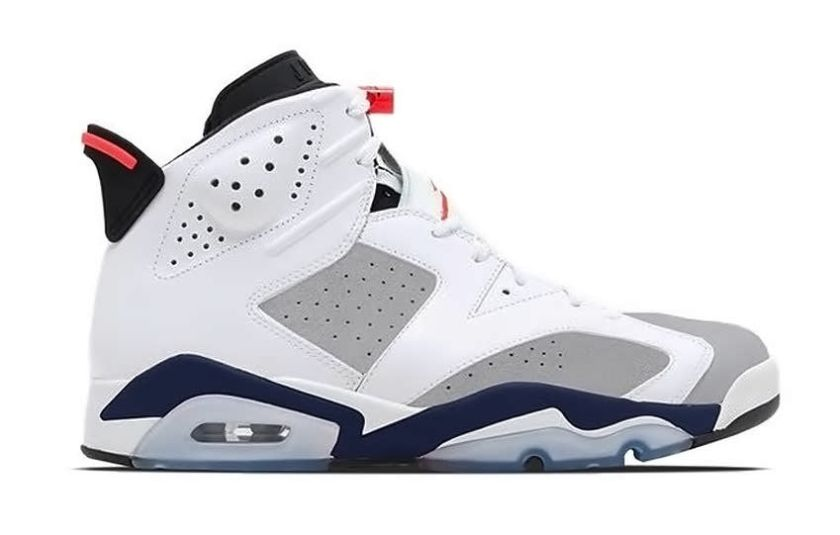 Air Jordan 6 Tinker based on original sketches