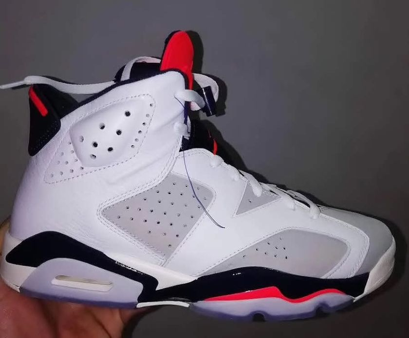 Air Jordan 6 Tinker with great design