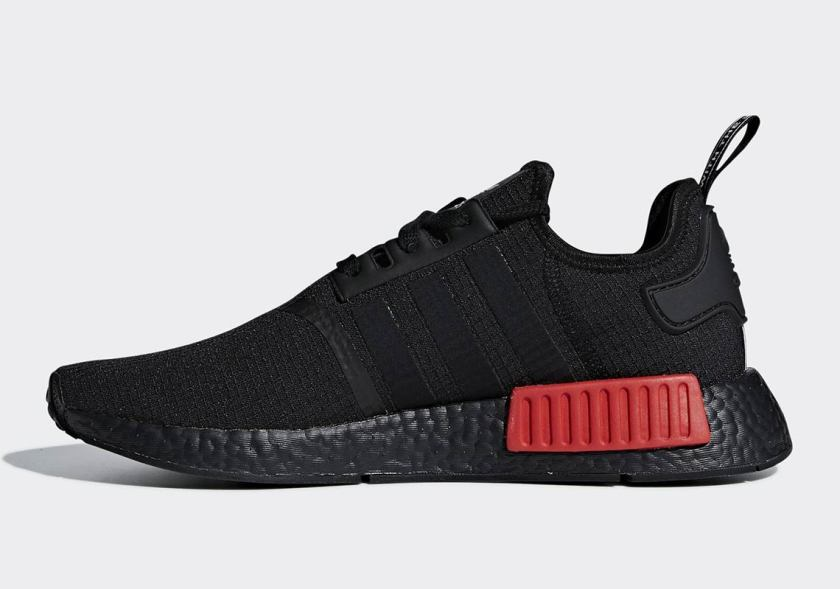 Adidas NMD R1 for urban walking