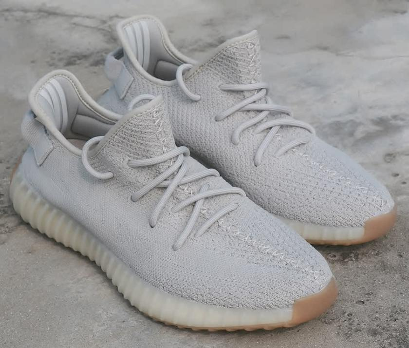 Adidas Yeezy Boost 350 V2 with fitness freaks