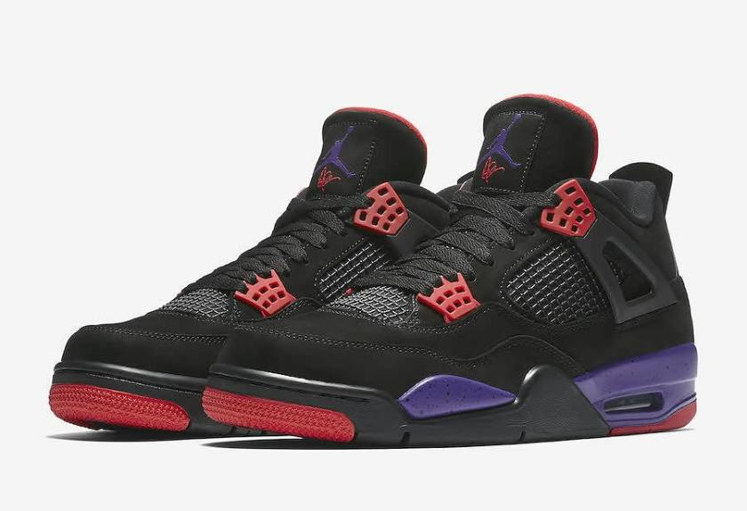 Air Jordan 4 NRG Raptors with Eye catching design