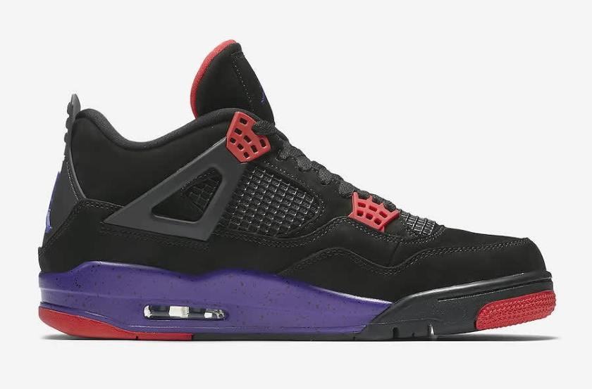 Air Jordan 4 NRG Raptors with Premium quality built
