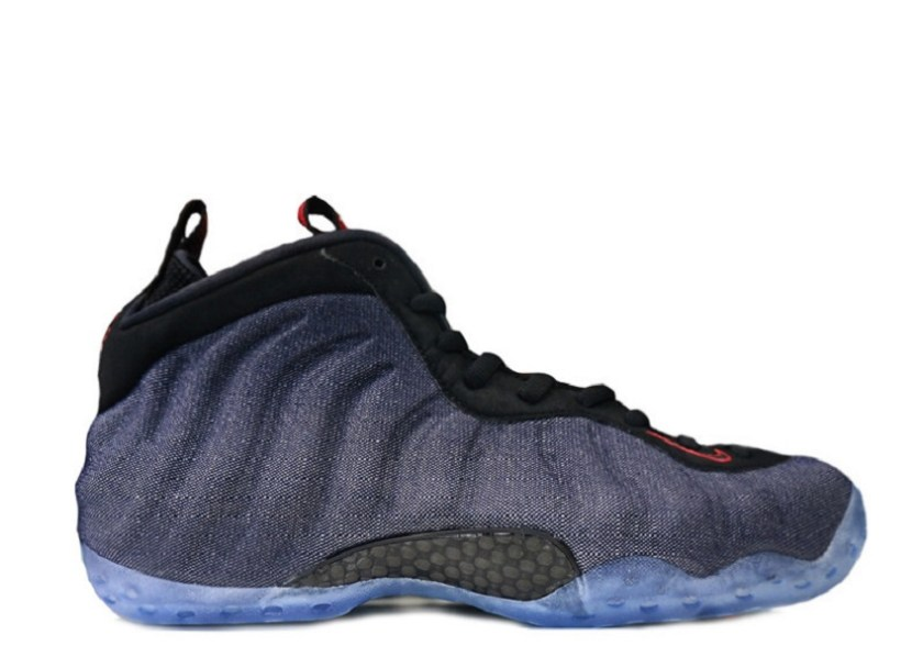 Nike Air Foamposite One Denim with Incredible design