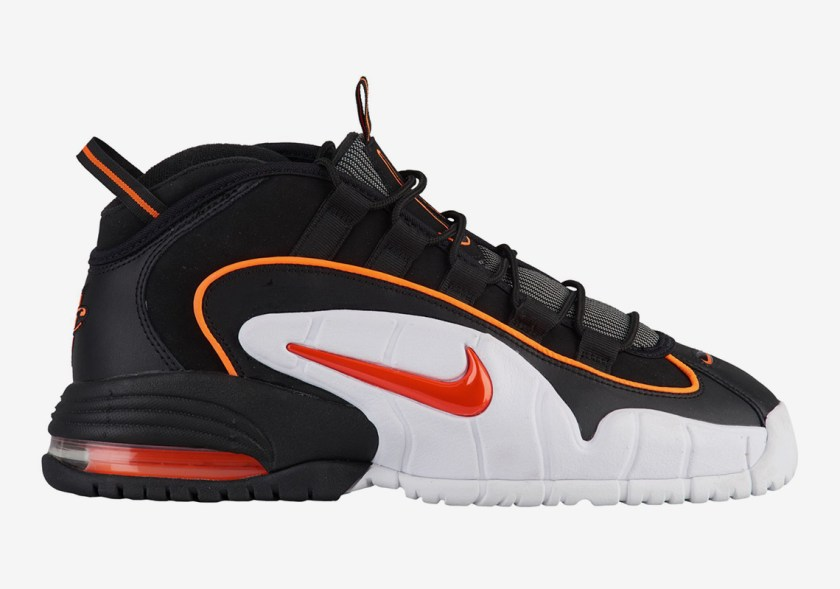 Nike Air Max Penny with Bright and vibrant colors