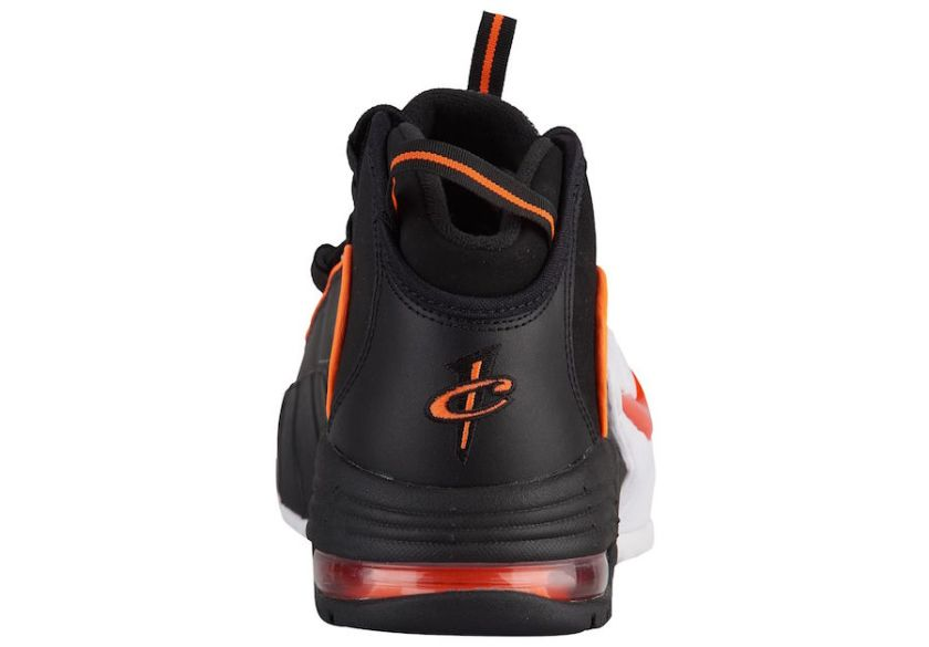 Nike Air Max Penny with black upper comprising of mesh