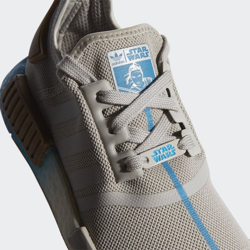 Adidas NMD R1 Rey with Iconic Star Wars design