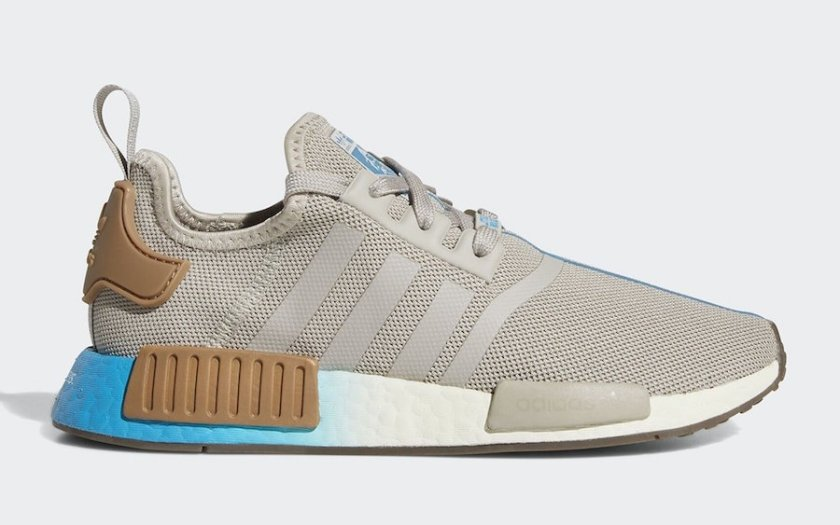 Adidas NMD R1 Rey with special edition