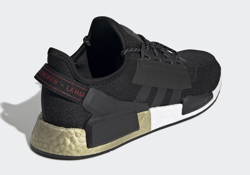 Adidas NMD R1 V2 with different color combinations
