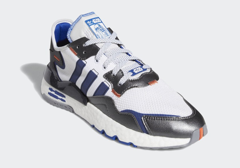 Adidas Nite Jogger with delighted design