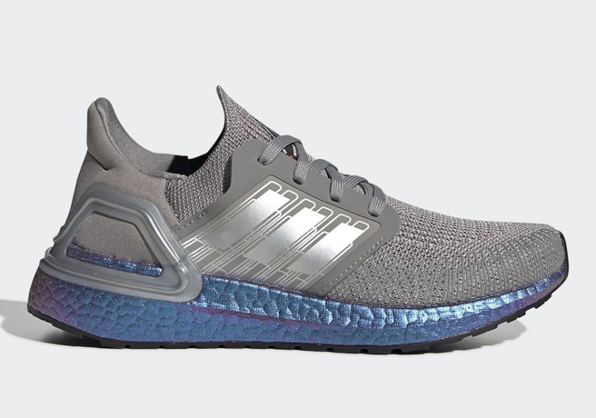 Adidas Ultra Boost 2020 with Grey