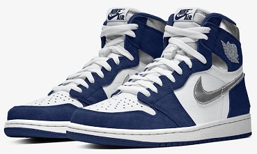 "Air Jordan 1 High OG ""Midnight Navy"""