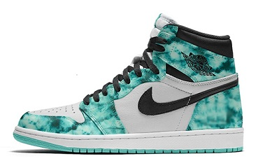 Air Jordan 1 Retro High OG WMNS 'Tie-Dye'