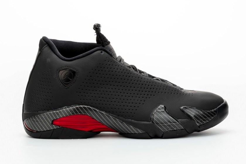 Air Jordan 14 Ferrari with Red color mixture
