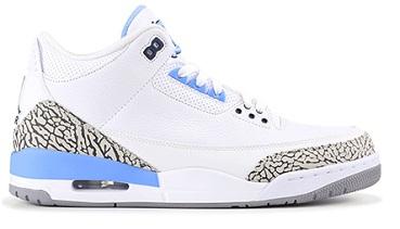 Air Jordan 3 'UNC'