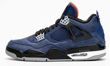 Air Jordan 4 WNTR 'Loyal Blue'
