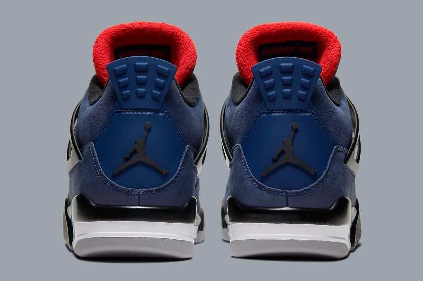 Air Jordan 4 WNTR with new colors
