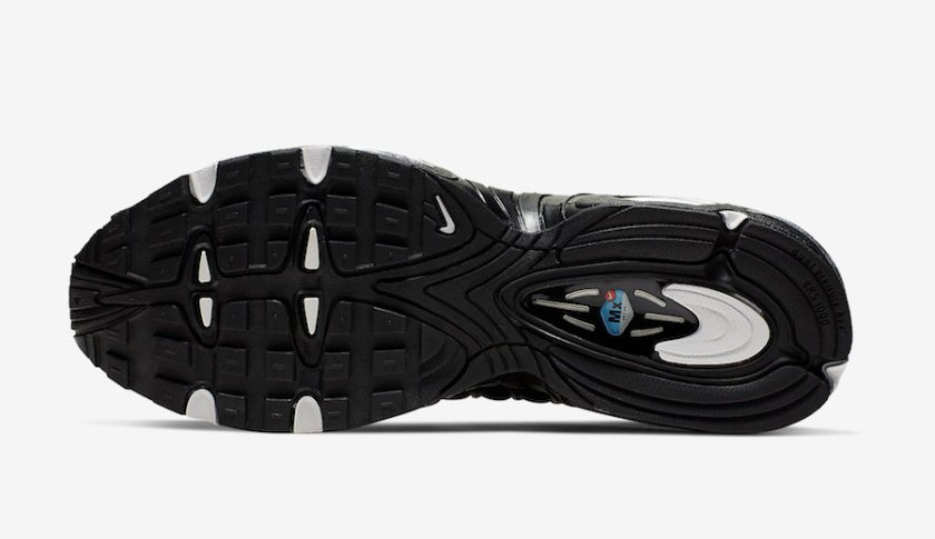 Nike Air Max Tailwind with comfort fittings