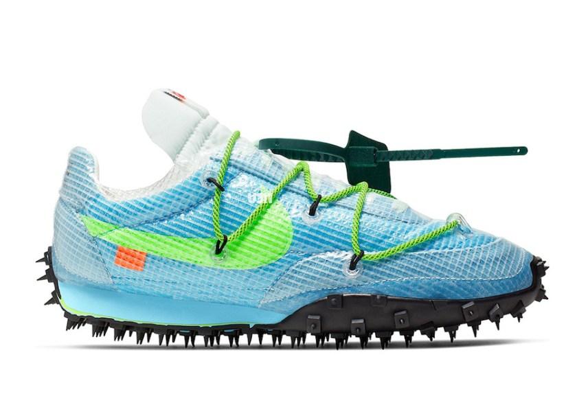 Nike WMNS Waffle Racer with Vivid Sky