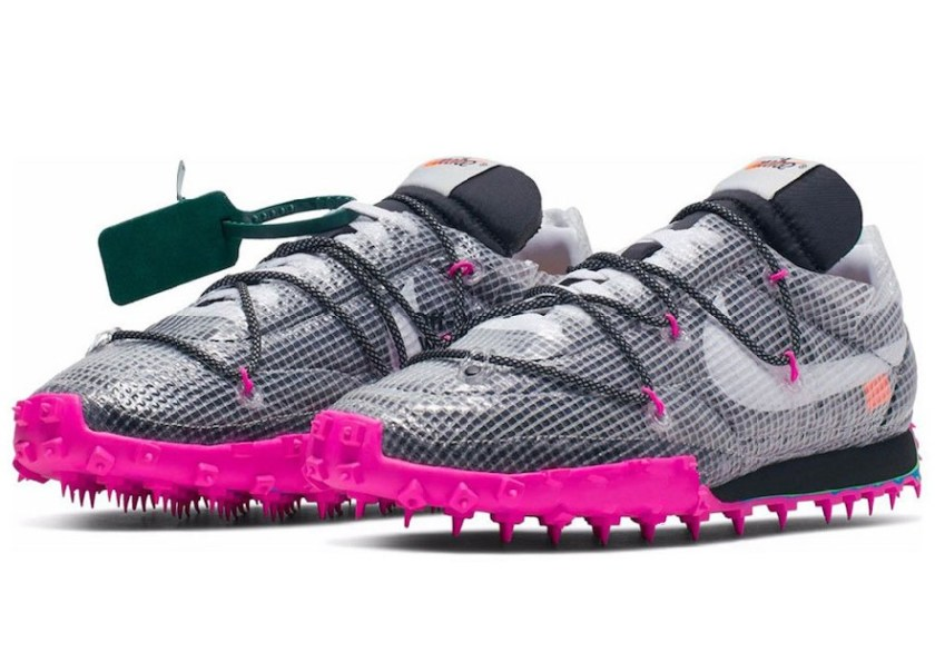 Nike WMNS Waffle Racer with quality structure