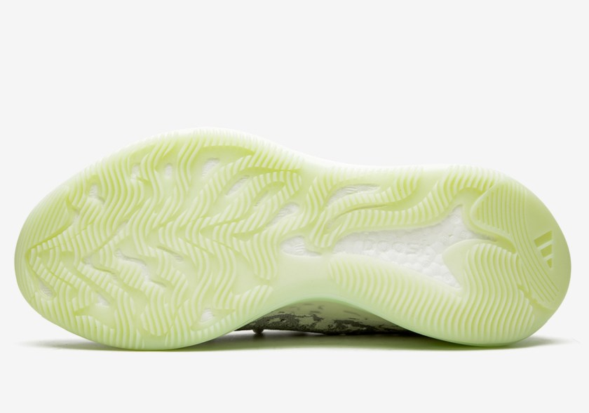 Yeezy Boost 380 with alien kind of look