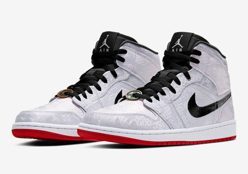 Air Jordan 1 Mid Fearless with comfort design