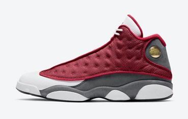 Air Jordan 13 Red Flint
