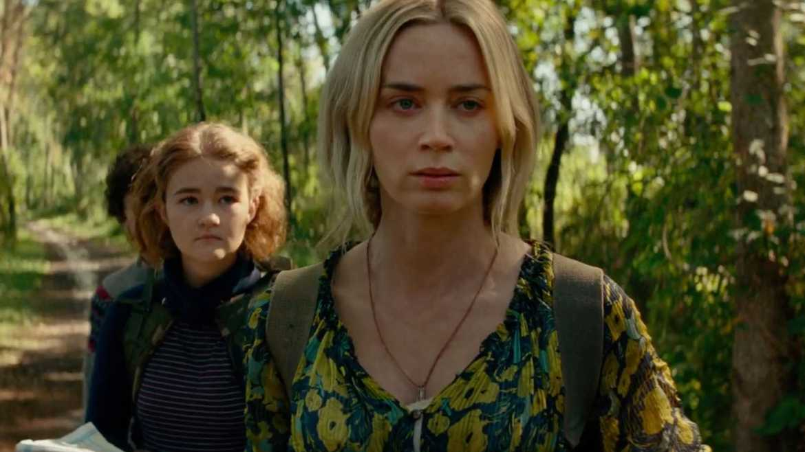 A Quiet Place: Part 2 postponed – COVID19 takes hold of cinema.