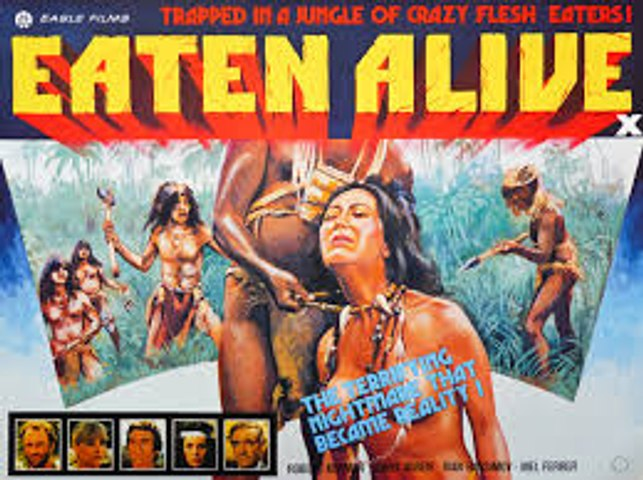 Saturday Night B-Movie – Eaten Alive! (1980)