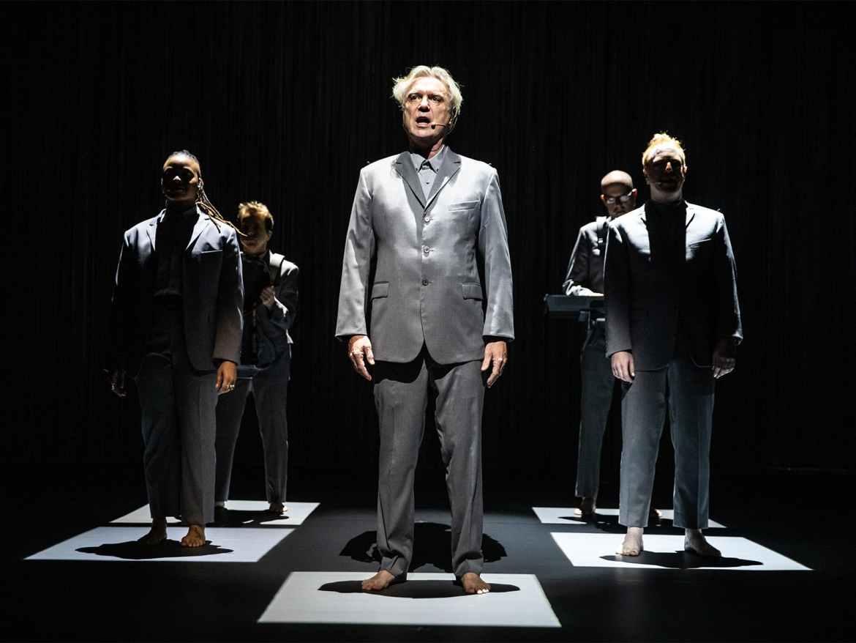David Byrne's American Utopia ★★★★1/2 – LFF 2020