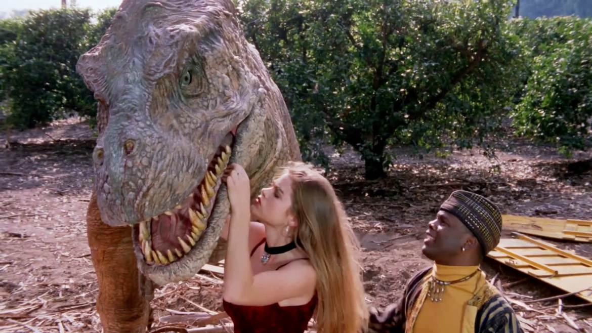 Tammy and the T-Rex ★★1/2 – Blu Ray Review