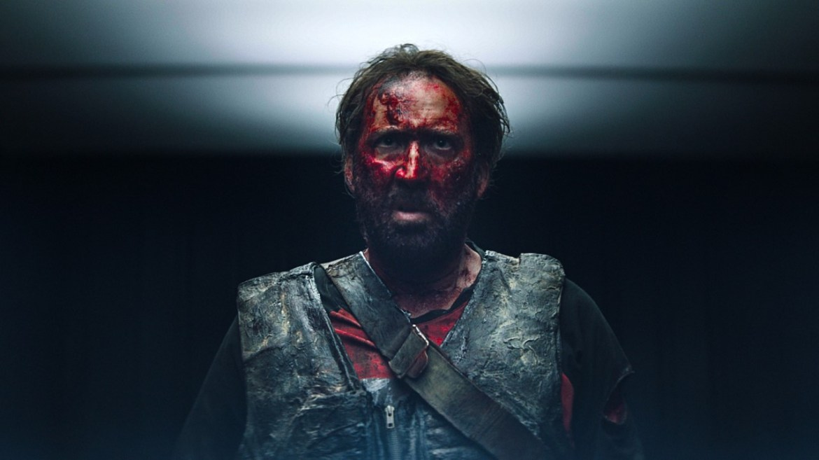 Nicolas Cage's Mandy coming to Blu-Ray 24th May