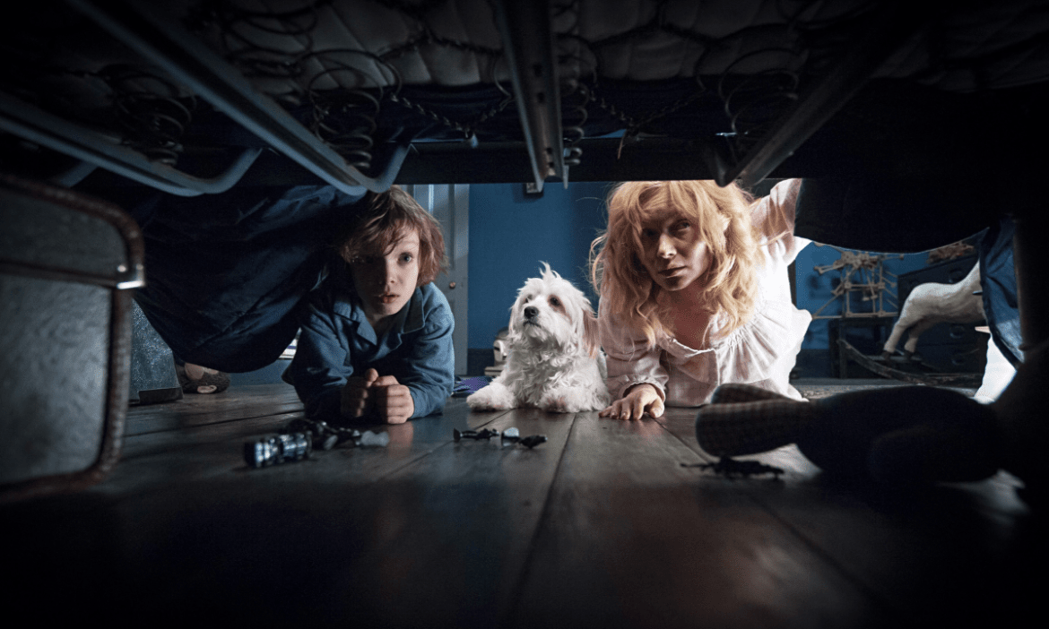The Babadook – Second Sight LE Blu Ray ★★★★