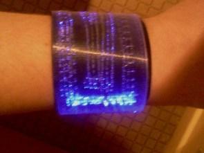 lit in light safety bracelet