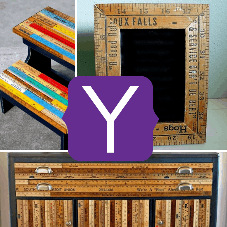 yard stick upcycle projects