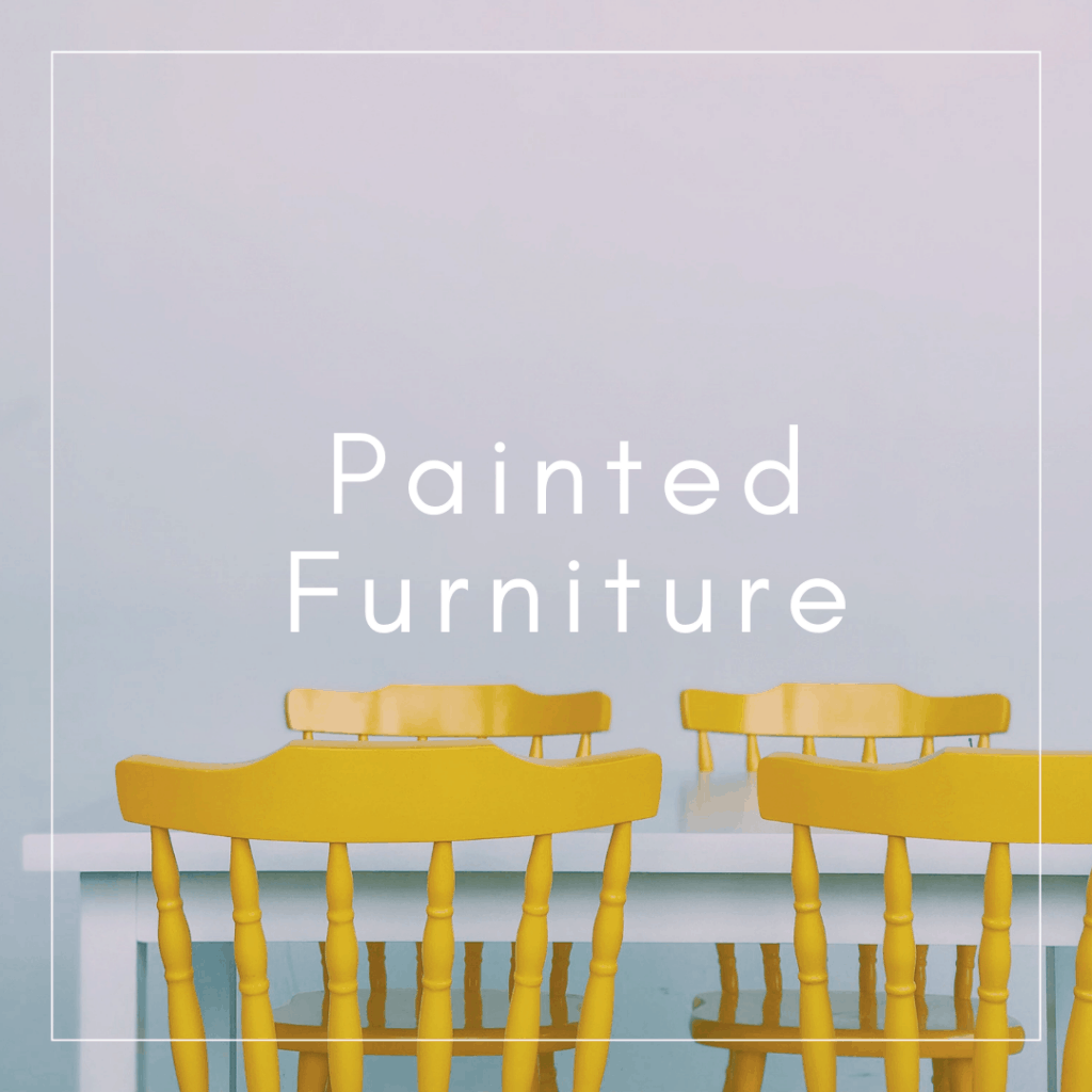 painted furniture businesses