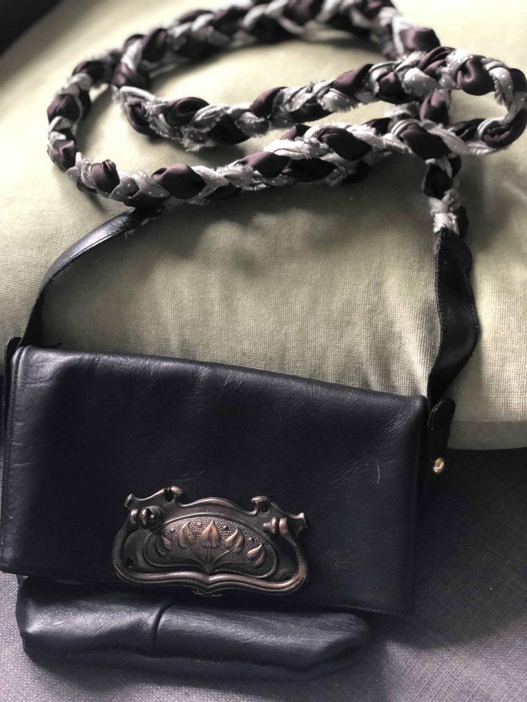 upcycled bag