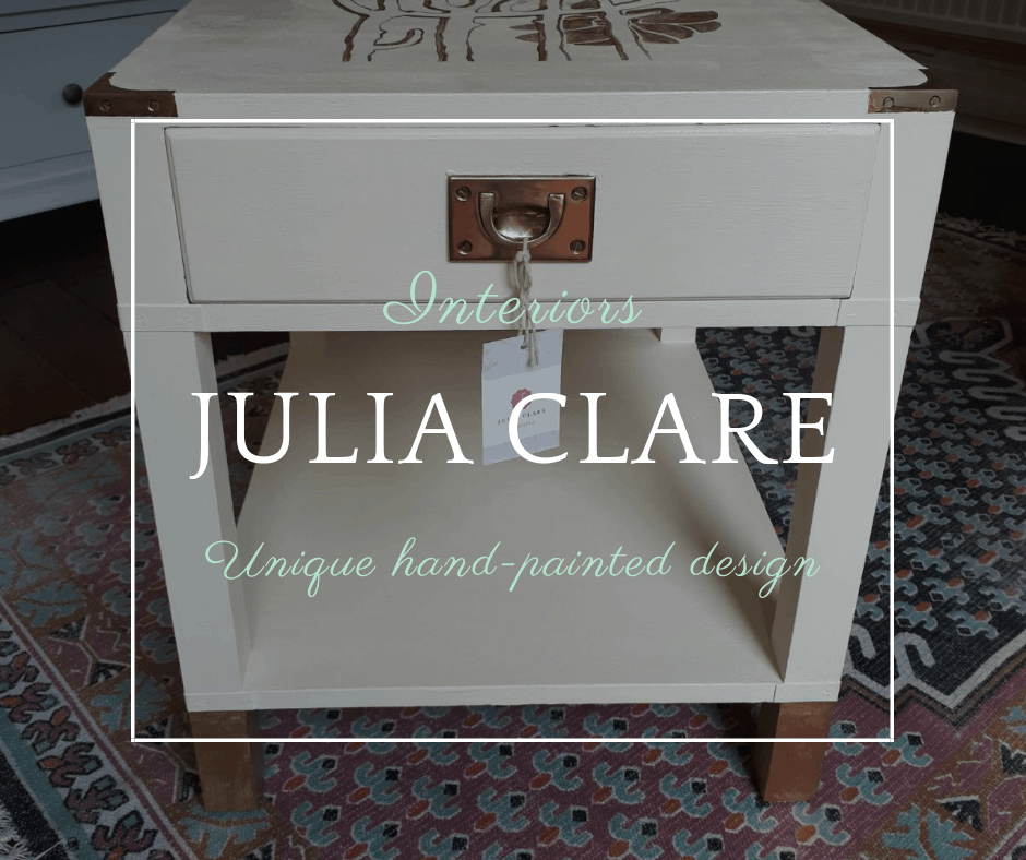 Julia Clare Interior Design Upcycled Style