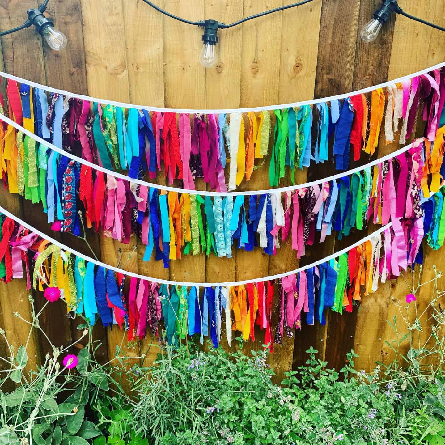 learn how to make bunting