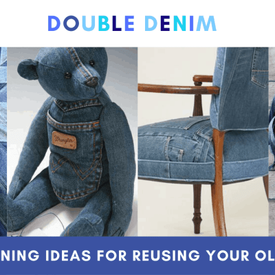 25 Stunning Ideas for Reusing your Old Jeans