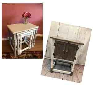 furniture transformation