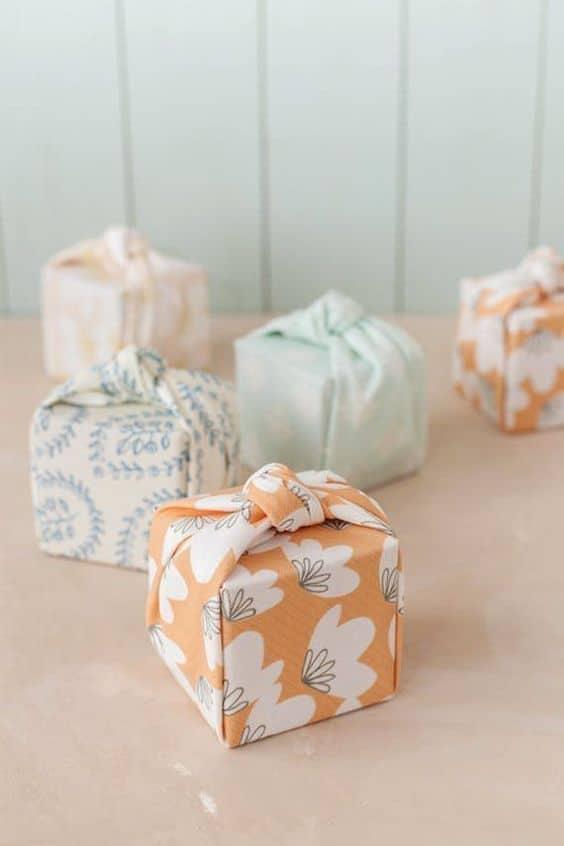 furoshiki gift wrap