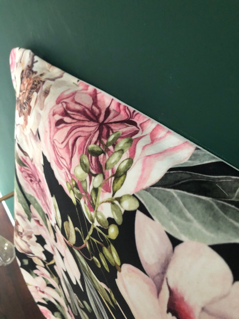 fabric headboard reupholstery