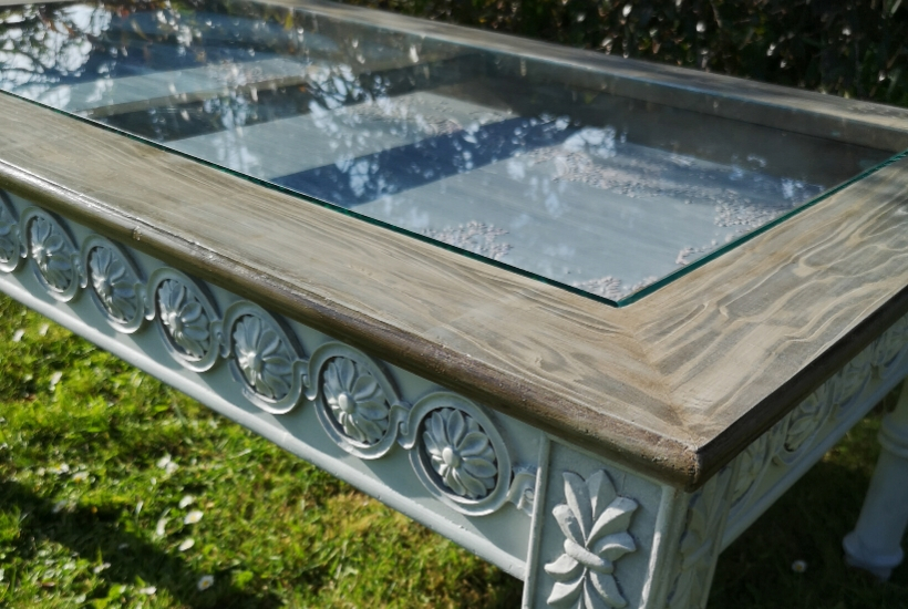 diy coffee table makeover how to add a