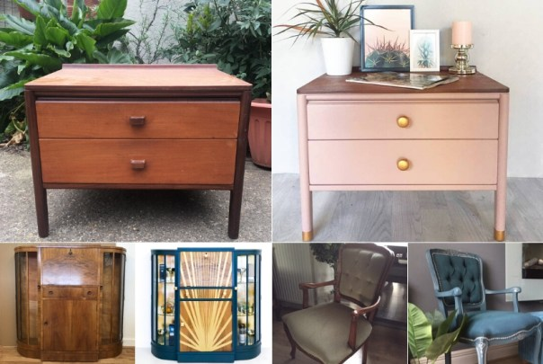 How to Flip Furniture : Before & After Tutorials - Upcycle My Stuff